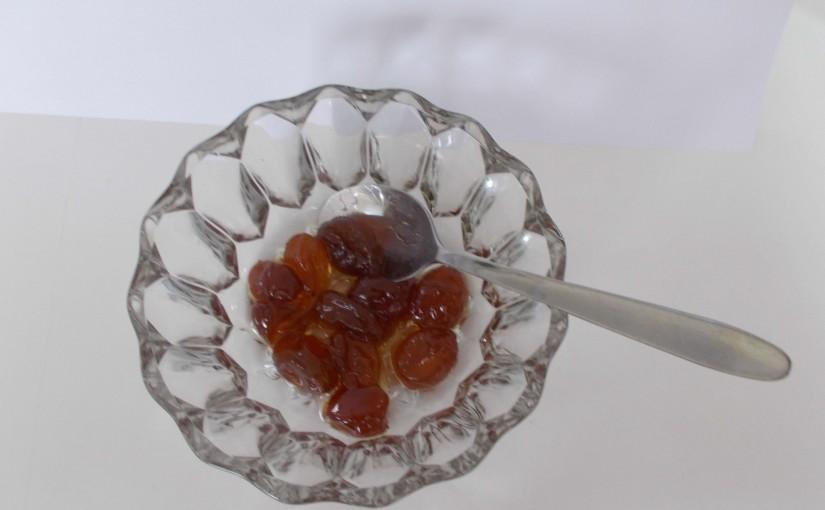 Παρασκευή γλυκό του κουταλιού Σταφύλι