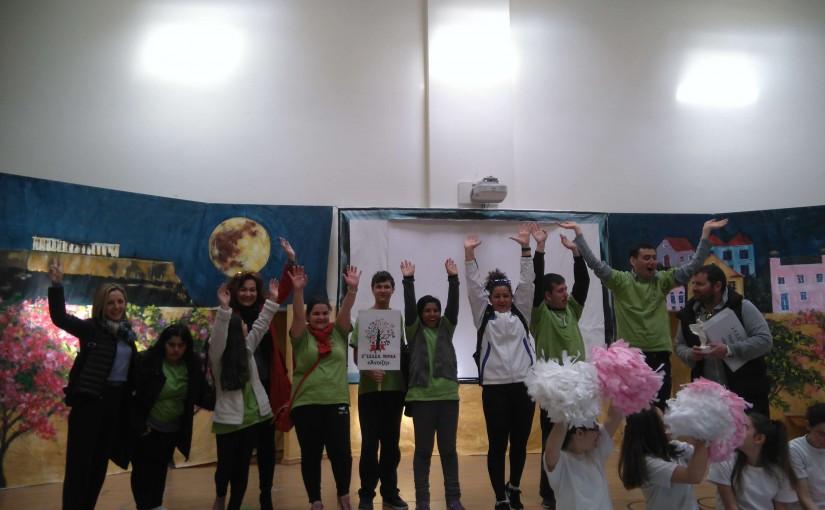 Συμμετοχή στην 7η ημέρα Άθλησης που πραγματοποιήθηκε στο ΕΕΕΕΚ Αγίου Δημητρίου